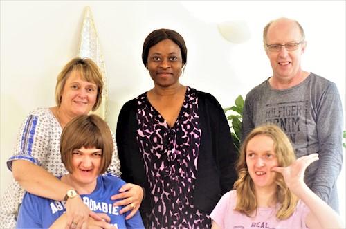 The Mulett family